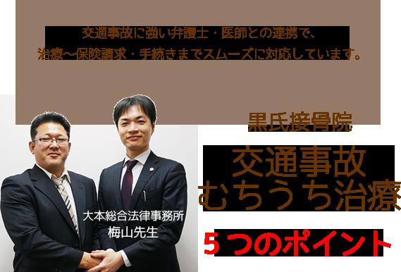 大本総合法律事務所 梅山隆弘先生
