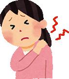 肩の痛みイメージ